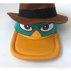 Disney Parks Perry the Platypus hat